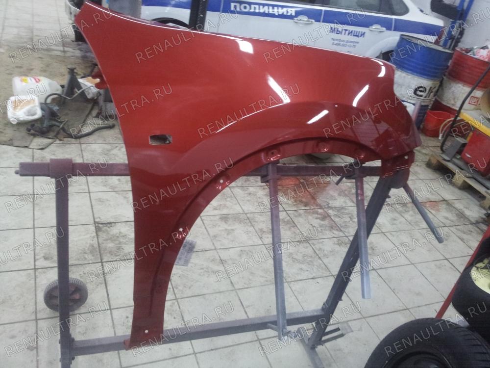 Nissan Qashqai / Ремонт правой стороны кузова, покраска заднего бампера. / СТО Р-Кузов / ремонт