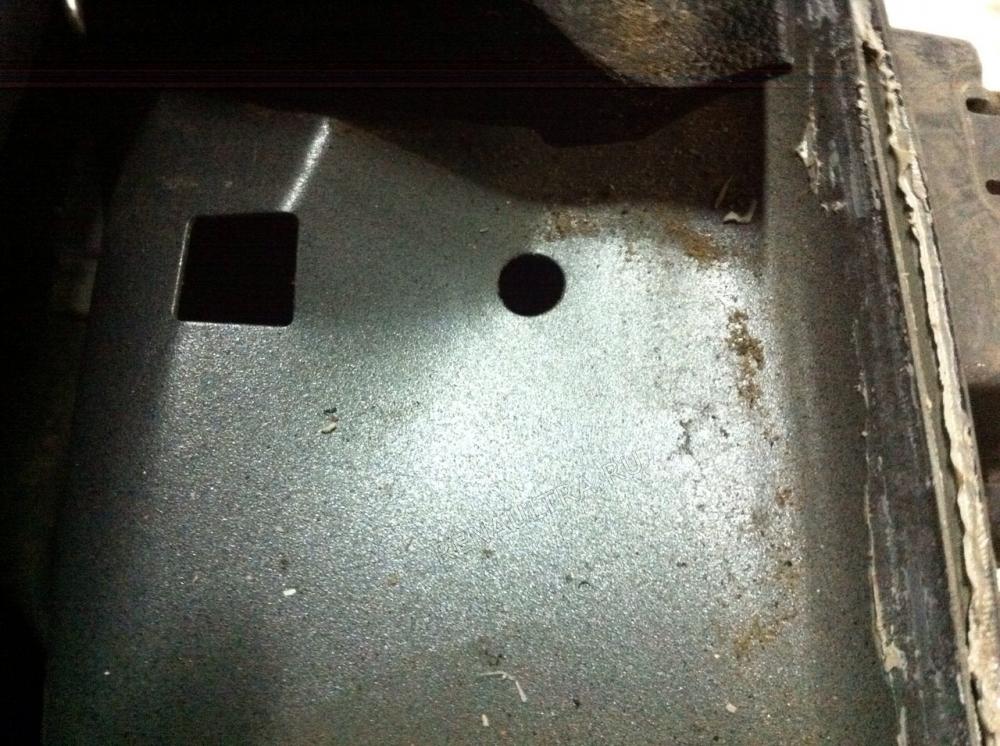 Renault Laguna III / Покраска заднего бампера, ремонт задней панели. / СТО Р-Кузов / ремонт