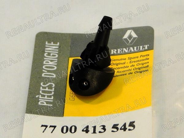 форсунки омывателя renault symbol ii